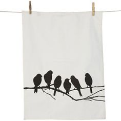 vaatdoek lovebirds