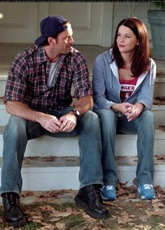 """Luke and Lorelai, """"Gilmore Girls""""- You can find Gilmore girls and more on our website.Luke and Lorelai, """"Gilmore Girls""""- Scott Patterson, Luke And Lorelai, Lorelai Gilmore, Amy Sherman Palladino, Ginger Rogers, My Fair Lady, Fred Astaire, Dirty Dancing, Mamma Mia"""