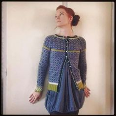 Ravelry is a community site, an organizational tool, and a yarn & pattern database for knitters and crocheters. Norwegian Knitting, Nordic Sweater, Ravelry, Fair Isle Knitting, Knitting Designs, Knit Cardigan, Knitwear, Knit Crochet, Sweaters For Women