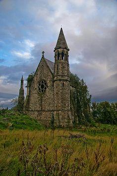 Belfast Castle Old Chapel, Northern Ireland