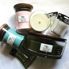 Shop our gorgeous WoodWick fragrances online now: www.slosh.com.au - your exclusive Australian WoodWick distributor.
