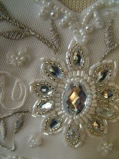 The detail on this 1920s inspired dress from verytreschic is lovely!!!!!!!!