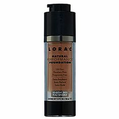 This one, I just ordered. So Let's see how it works.  I used to pine for it a few years back, but it was expensive and I found other brands and lost interest.  But it popped up in Sephora Sale and I noticed it again.  Hopefully they improved on the formula LORAC - Natural Performance Foundation  #sephora