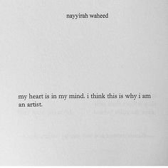 poem. from salt. by nayyirah waheed.