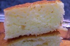 Cocina Fácil Sin Gluten: BIZCOCHO DE LECHE CONDENSADA