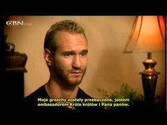 Nick Vujicic – bez rąk i bez nóg, a odnalazł Boga! i pomaga odnajdywać Go innym :)