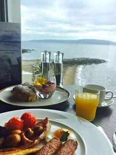 Relax & enjoy breakfast by the sea...