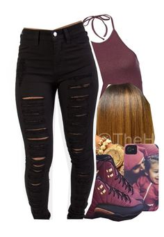 """All in lil yachty✅✅"" by jchristina ❤ liked on Polyvore"