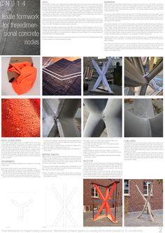 Concret Design Competition 2014/2015 Preisträger - CN014 - CONCRETE NODE  Jens Renneke   Hochschule Ostwestfalen-Lippe