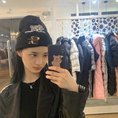 Ioi, Girl Pictures, Kpop Girls, Girl Group, Captain Hat, Korea, Archive, Hats, Notebook