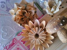 Paper flowers from old books crafty ideas pinterest flowers paper flowers from old books crafty ideas pinterest flowers craft and book crafts mightylinksfo