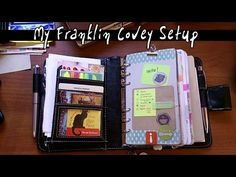 How I use My Compact Franklin Covey | PLANNERS | SUGAR - YouTube