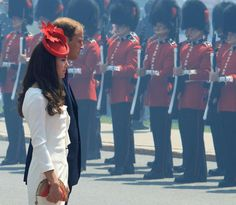kate-and-william in Canada