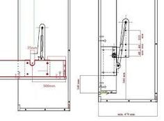 Image result for Easi-Lift murphy bed mechanisms