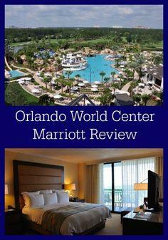 A Review of the Orlando Marriott World Center