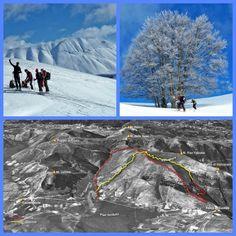 Escursioni nelle Marche: Monte Lieto, Monti Sibillini