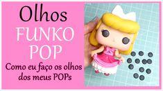 Funko Pop Dolls, Funk Pop, Comic Store, Pasta Flexible, Biscuits, The Creator, Pop Figurine, Clay Crafts, Kawaii