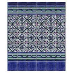1000 images about azulejos artesanos granadinos on - Azulejos patio andaluz ...