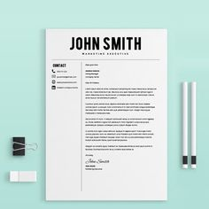 Resume Microsoft Word Professional Resume template design will help you send in that resume which will get you that job you're really after and keen to be employed for. 100% EDITABLE including Fonts, Colors, Line Styles, Icons, Icons Colors and more!