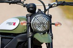 Prueba de la Ducati Scrambler Urban Enduro,con un uso dual asfalto/tierra en el que nunca falta la diversión | Motociclismo.es