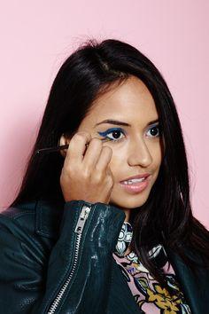 Great makeup DIYs for girls in glasses