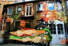 HasanB_Gustav_Klimt_Tribute ..Wow