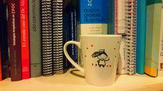 Tazas pintadas a mano #tazas #pintadoamano #laboresenlaluna #blog #decora #cerámica