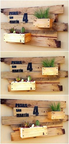 Planter is something that can be used to decorate the home not just from outside, but from inside as well. So, how can we ignore to add an idea for creating a planter? See this amazing idea and you will love to copy it for home.