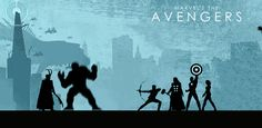 The Avengers…in a gif