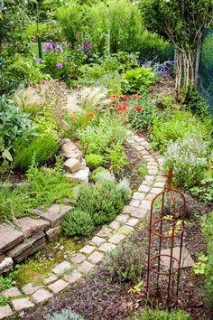 Wie bekommt mein Garten Struktur - Gartenräume schaffen