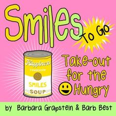 Barb Best - Follow the Funny with Award-Winning Comedy Writer Barb Best - Smiles To Go picture book
