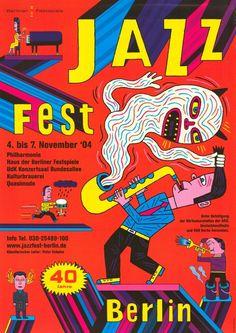 Henning Wagenbreth, Jazzfest Berlin, 2004