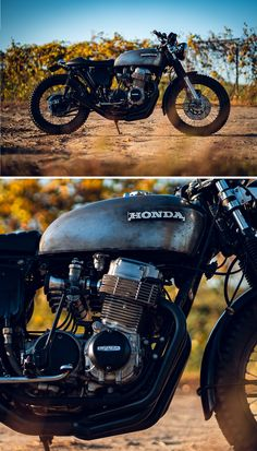 Details of the Honda CB750 Cb750 Cafe Racer, Cafe Racer Motorcycle, Motorcycle Gear, Vintage Bikes, Vintage Motorcycles, Triumph Thunderbird, Motocross Riders, Classic Bob, Custom Cafe Racer