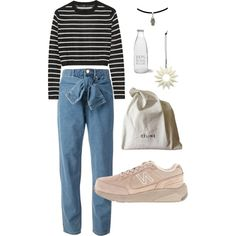 29032015_02 by vicki-shiu on Polyvore featuring TIBI, DKNY, New Balance, CÉLINE, Garden Trading and By Nord