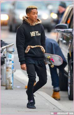 Jaden Smith #celebrities #hollywood #stars