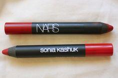 Exact DUPE for the NARS Velvet Matte Lip Pencils! (blog post)
