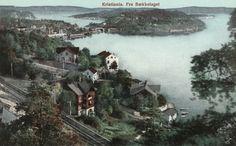 Kristianina. Fra Bækkelaget.