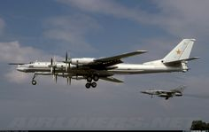 Tupolev Tu-95MS Fairford UK