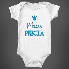 Frozen Princess Priscila Baby Girl Name