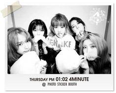 4MINUTE - 4minute World [5th Mini Album] (2014.03.17)