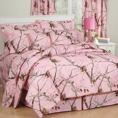 Camo Country Girl Background | Home / Merchandise / Bed and Bath / Queen Bedding / Realtree AP Pink ...