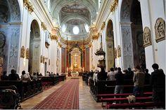 Basilica of Our Lady of seven-sorrows (Mater Dolorosa) - Šaštín-Stráže, Slovakia
