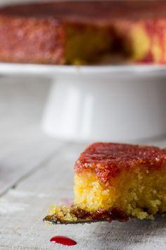 DISH | blood orange cake eathalifax.ca #glutenfree #bloodorange #winter