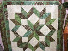 addicted-to-fabric: Naomi's Carpenter Star