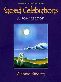 SACRED CELEBRATIONS by GLENNIE KINDRED --- This source book follows the Wheel of the Year through each of the 8 Celtic festivals, looks at how they were celebrated in the past and ways to celebrate them today. Richly illustrated throughout.
