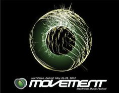Movement Electronic Music Festival 2012