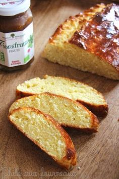 Philo a konyhában: Fallue Bread Dough Recipe, Desserts With Biscuits, Brioche Bread, Sweet Pastries, Croissants, Donuts, Caramel Apples, Baguette, Food Inspiration