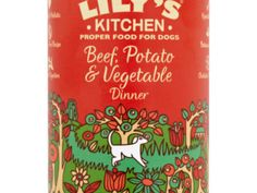 Lilys Kitchen Beef Potato & Vegetable Dinner Dog Food 400g x 24 & FREE Delivery RRP: £52.56 | Now £41.68 http://tidd.ly/88b253a5
