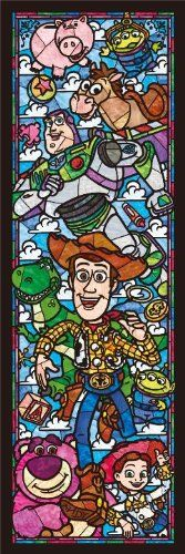 Disney Stained 456 Pisutoi Story Stained Glass Dsg-456-71...