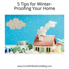 Learn what one should be doing to get a home ready for winter.